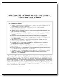 Department of State and International As... by Powell, Colin L., General