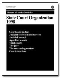 State Court Organization 1998 by