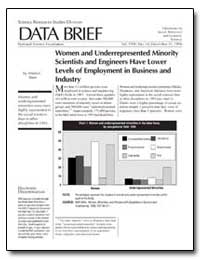 Women and Underrepresented Minority Scie... by Davis, Abiola C.
