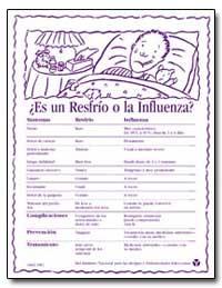 Es Un Resfrío O la Influenza? by