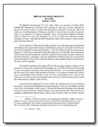 Amendment Update May 2004 by Cohen, Sheldon I.