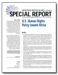 Special Report by