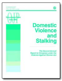 Domestic Violence and Stalking by Dwyer, John C.