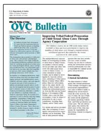 Ovc Bulletin by Turman, Kathryn M.