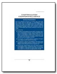 Chapter Eleven Counterintelligence by
