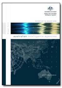 Report of the Inquiry into Australian In... by Flood, Philip