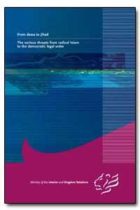 From Dawa to Jihad the Various Threats f... by Drukwerk, Van Langen