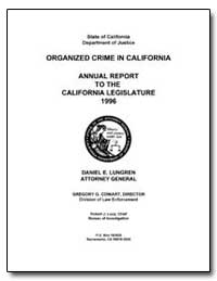 State of California Department of Justic... by Lungren, Daniel E.