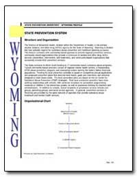 State Prevention Inventory - Wyoming Pro... by