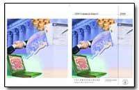 2000 Financial Report by Potok, Nancy A.