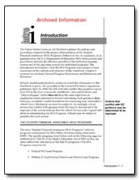 Archived Information by Department of Education