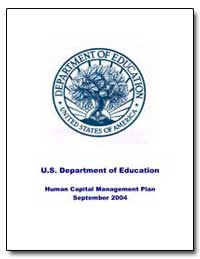 U.S. Department of Education Human Capit... by Department of Education