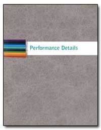 Performance Details How the Department R... by Paige, Rod