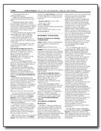 Department of Education Program of Resea... by Whitehurst, Grover J. (Russ)