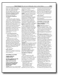 Department of Defense General Services A... by Destefano, Ralph J.