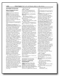 Department of Education Notice of Propos... by Arrington, Angela C.