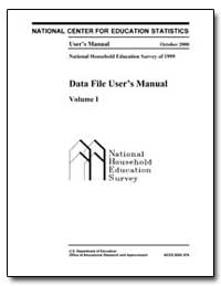 National Center for Education Statistics... by Riley, Richard W.