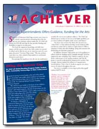 The Achiever September 15, 2004 Volume 3... by Wood, Paula C.