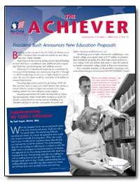 The Achiever October 1, 2004 Volume 3, N... by Wohlford, Greg