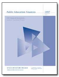 Public Education Finances Public Educati... by Daley, William M.