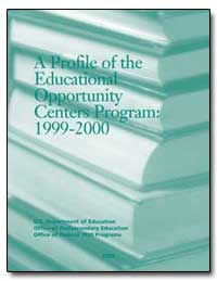 A Profile of the Educational Opportunity... by Humphrey, Justin G.