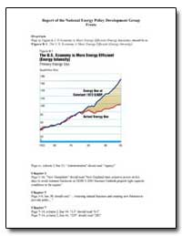 Report of the National Energy Policy Dev... by