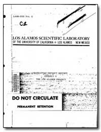 Los Alamos Scientific Laboratory of the ... by Hawkins, David