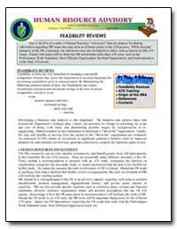 Human Resource Advisory by Davidow, Alison
