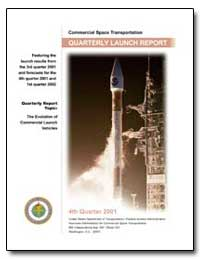 Fourth Quarter 2001 Quarterly Launch Rep... by Federal Aviation Administration