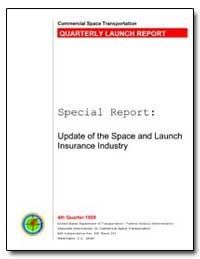 Update of the Space and Launch Insurance... by Federal Aviation Administration