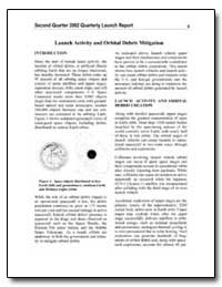 Launch Activity and Orbital Debris Mitig... by Federal Aviation Administration