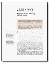 Appropriations, Banking, And the Tariff by Verplanck, Gulian Crommelin