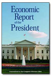 Economic Report of the President by Busha, Ma