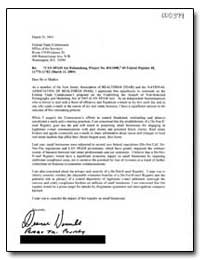 Re: Can-Spam Act Rulemaking, Project No.... by Federal Trade Commission
