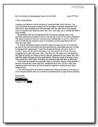 Re: Can-Spam Act Rulemaking, Project No.... by Danielson, Ron