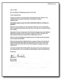Re: Can-Spam Act Rulemaking, Project No.... by Goodale, Steve