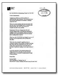 Re: Can-Spam Act Rulemaking, Project No.... by Hallett, Norman