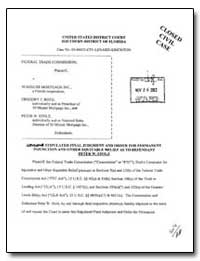 United States District Court Southern Di... by Dichter, Joel R.