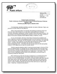 Federal Trade Commission Public Conferen... by Right, Mike