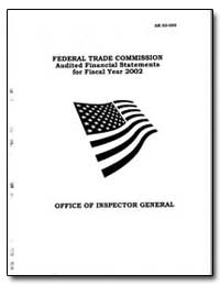 Federal Trade Commission Management Disc... by