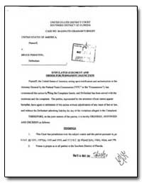 United States District Court Southern Di... by