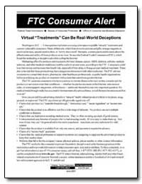 Ftc Consumer Alert Federal Trade Commiss... by