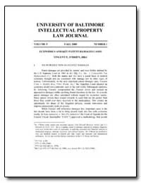 University of Baltimore Intellectual Pro... by Holds, Obrien, Dr.
