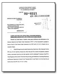 United States District Court Southern Di... by Ogden, David W.