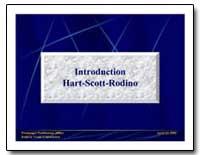 Introduction Hart-Scott-Rodino by