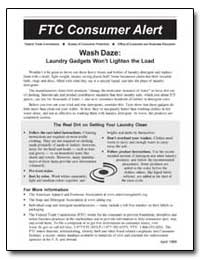 Ftc Consumer Alert by