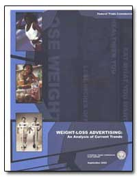 Weight-Loss Advertising: An Analysis of ... by Cleland, Richard L.