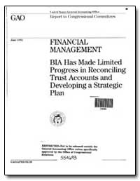 Financial Management Bia Has Made Limite... by Steinhoff, Jeffrey C.