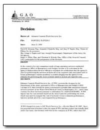Johnson Controls World Services, Inc. by Gamboa, Anthony H.