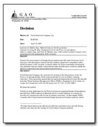 Vertol Systems Company, Inc. by Gamboa, Anthony H.